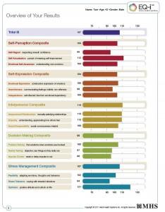 EQ-i 2.0 rapport